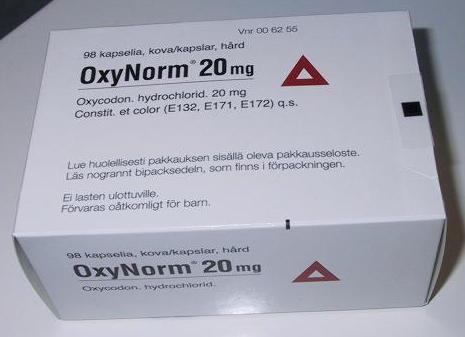 Buy Oxynorm Online